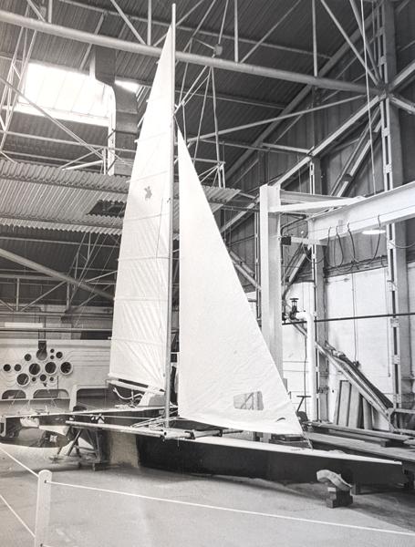 Collapso the Sailing Hydrofoil